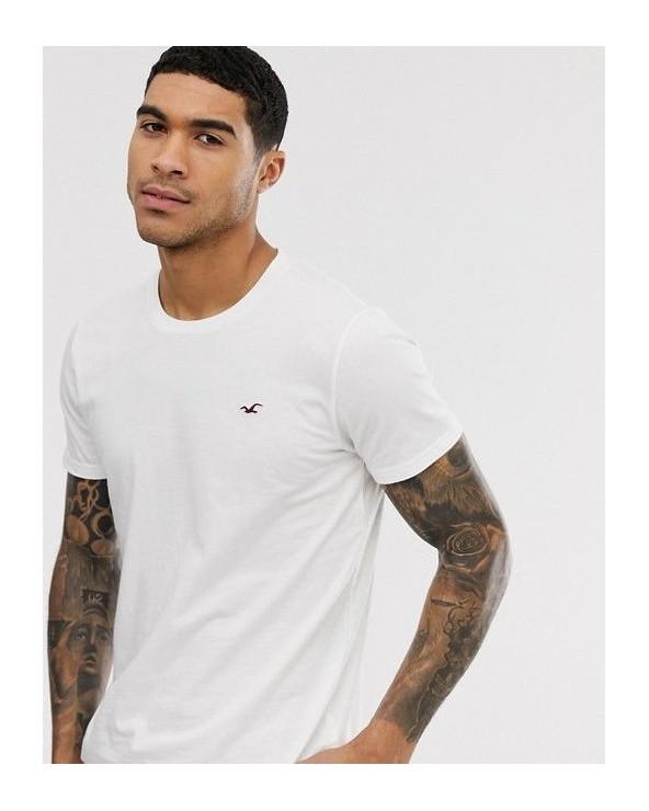 Hollister T-shirt ras de...